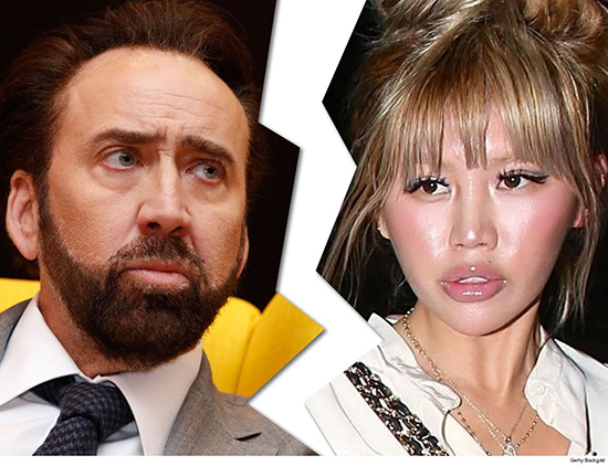 Nicolas Cage is Free! He is granted a divorce from Erika Koike