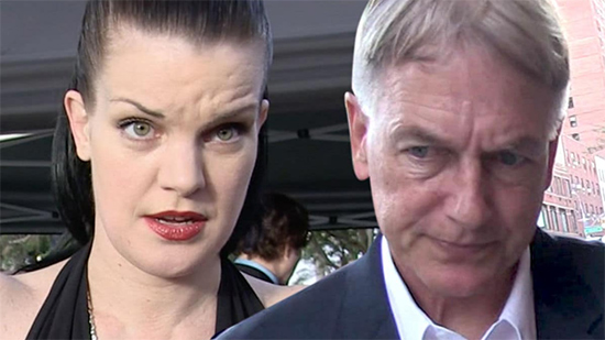 NCIS: Pauley Perrette acusa a Mark Harmon de agredirla en el set
