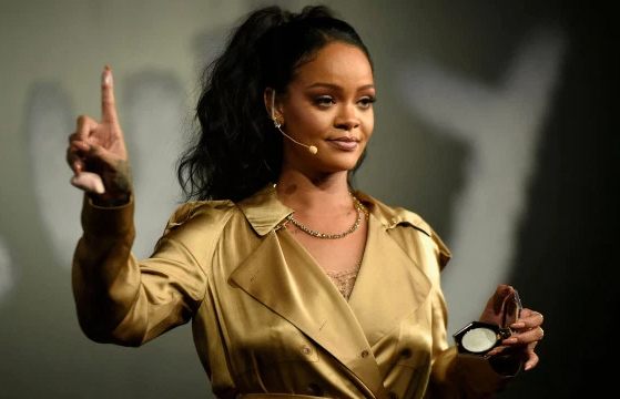 Rihanna is the richest singer according to Forbes