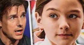 Tom Cruise no es el padre de Suri! La confesión de Katie!