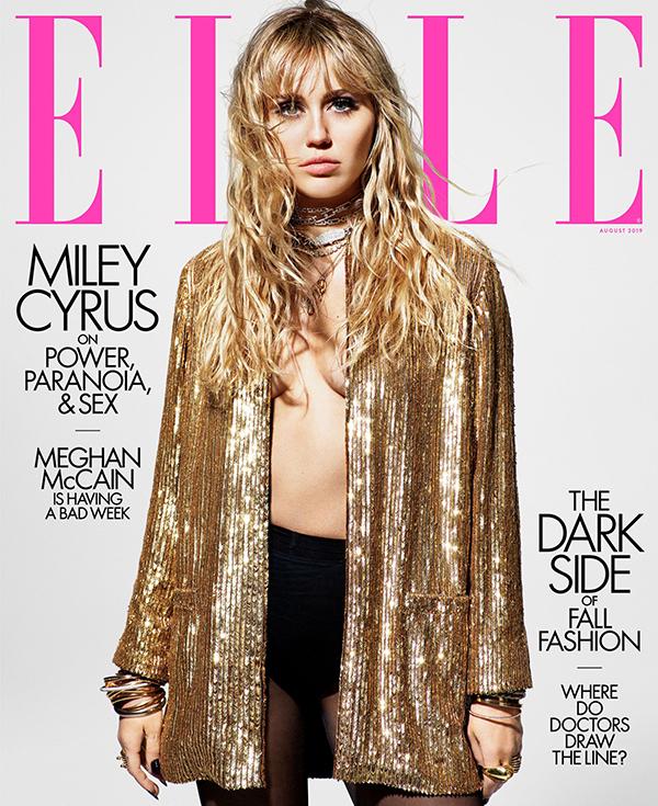 Miley Cyrus le gustan las mujeres aun casada con Liam