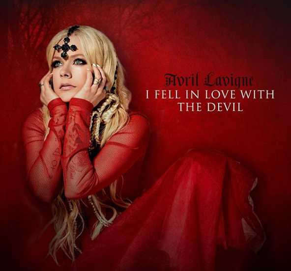 Avril Lavigne: with I Fell In Love With The Devil offends Christians