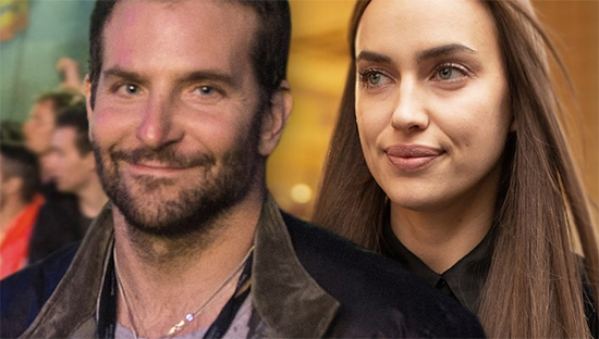 Bradley Cooper e Irina Shayk comparten custodia de su hija