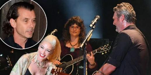 Gwen Stefani quiere boda católica con Blake Shelton
