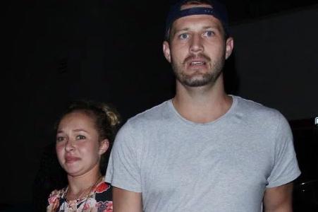 Hayden Panettiere no ha dejado a su novio abusador?