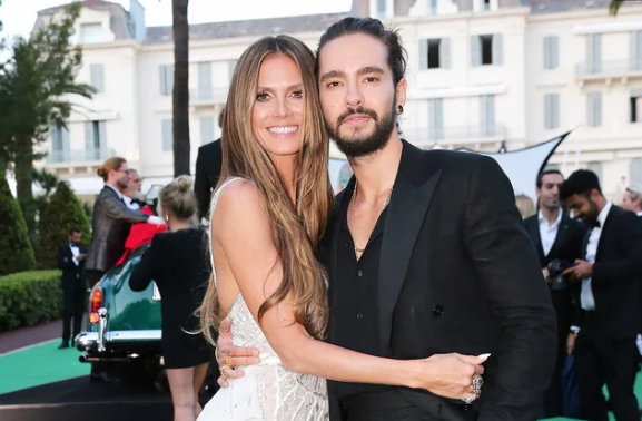 Heidi Klum se casó con Tom Kaulitz de Tokio Hotel!!