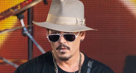 Johnny Depp: Amber Heard quemó mi cara con un cigarrillo