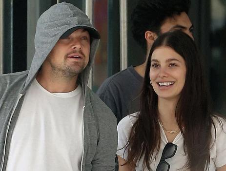 Camila Morrone novia de Leonardo DiCaprio responde a trolls
