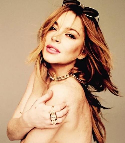 Lindsay Lohan ahora tiene acento australiano LOL!