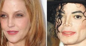 Lisa Marie Presley hará un libro de Michael Jackson! Shock!