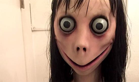 Momo will be a horror movie. WTF?