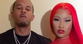 Nicki Minaj lista para casarse con su novio Kenneth Petty!