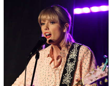 Taylor Swift is the highest paid celebrity 2019 - Forbes