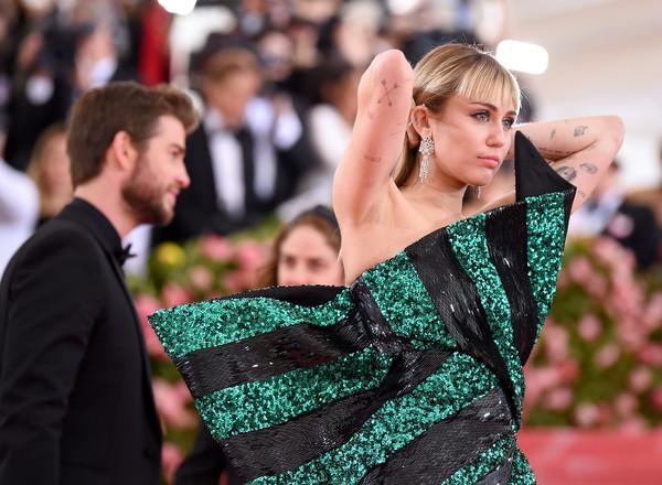 Miley Cyrus impactada porque Liam pidió el divorcio!
