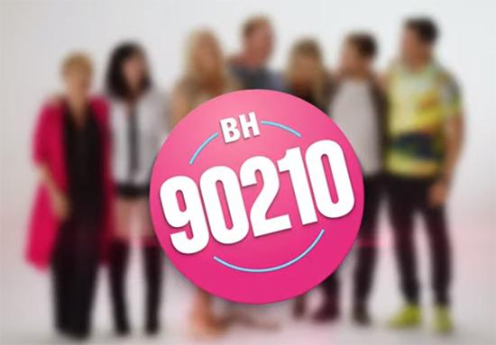 BH 90210 recrea su viejo opening Beverly Hills 90210