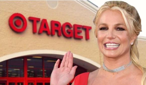 Britney Spears fue 80 veces a Target en 2018