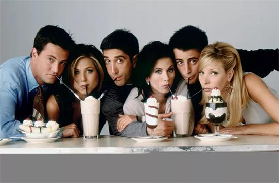 La serie Friends llega a los cines por su 25 aniversario!