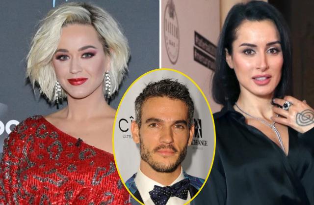 Katy Perry acusada de acoso sexual x Tina Kandelaki y Josh Kloss