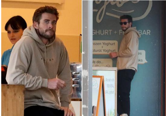 Liam Hemsworth habló sobre su separación de Miley Cyrus? UPDATE!