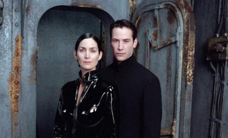 Viene Matrix 4 con Keanu Reeves y Carrie-Anne Moss!