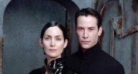 Viene Matrix 4 con Keanu Reeves y Carrie-Anne Moss!