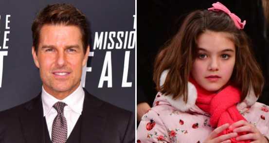 Tom Cruise no tiene permitido ver a su hija Suri. What?