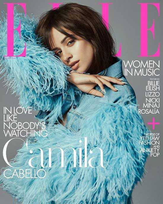 Camila Cabello sobre su relación con Shawn Mendes – Elle