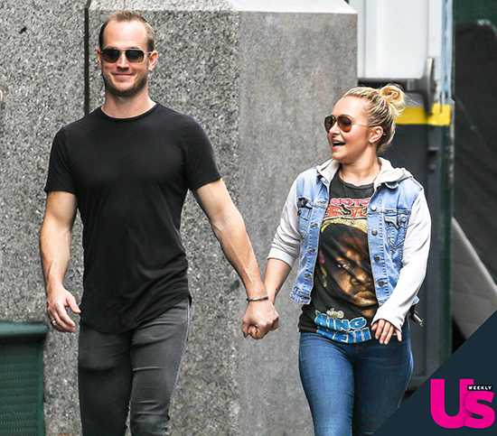 Hayden Panettiere Spotted Holding Hands With Boyfriend Brian Hickerson Amid Protective Order landing