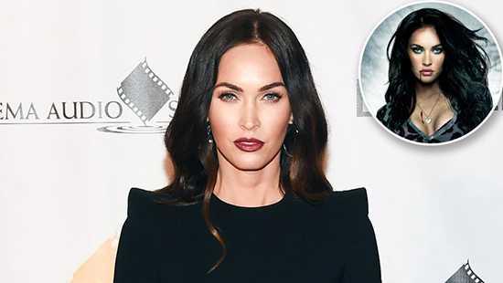 Megan Fox sufrió crisis psicológica por ser sex symbol