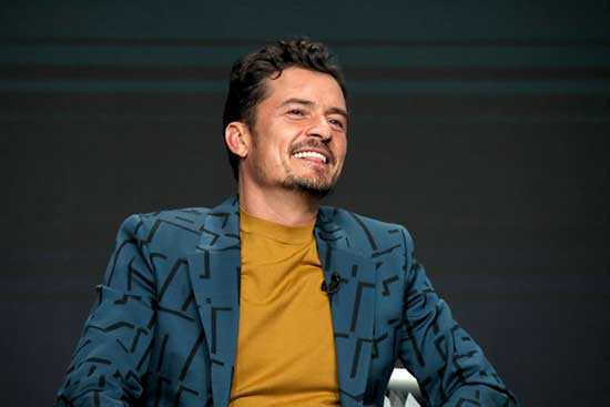 Orlando Bloom dice que no es tan grande LOL!