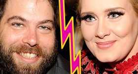 Adele solicita el divorcio de su esposo Simon Konecki