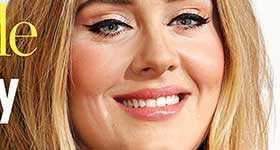 Adele super alegre después de su separación