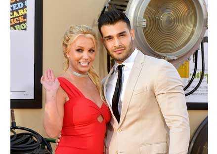 Britney Spears con nuevo look!
