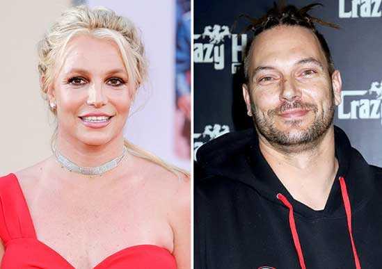 Britney Spears y Kevin Federline cambian acuerdo de custodia