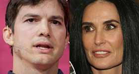 Demi Moore: Ashton Kutcher acusó a January Jones de enrollarse con Bruce Willis