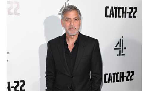 George Clooney ahora parece abuelito dime tú
