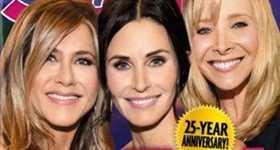 Todos en Friends odiaban a Jennifer Aniston