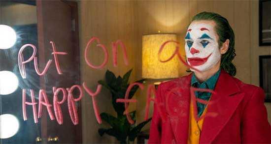 Joker ovacionado en el Festival de Cine de Venecia!