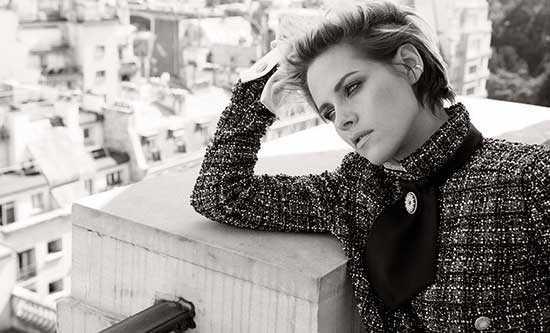 Kristen Stewart habla de su relación con Robert Pattinson