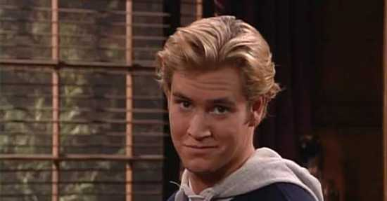 no zac morris in saved by the bell