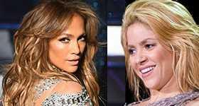 Shakira y JLo cantaran en el medio tiempo del Super Bowl 2020