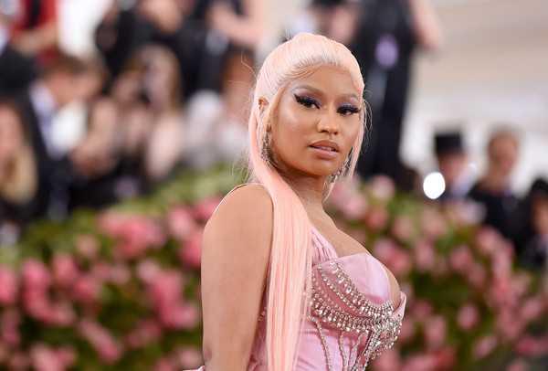 Nicki Minaj dijo que colaboraba con Adele, sarcásticamente