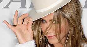 Jennifer Aniston sobre Harvey Weinstein, Marvel y las redes sociales