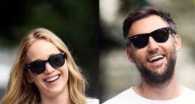 Jennifer Lawrence y Cooke Maroney se casaron!!