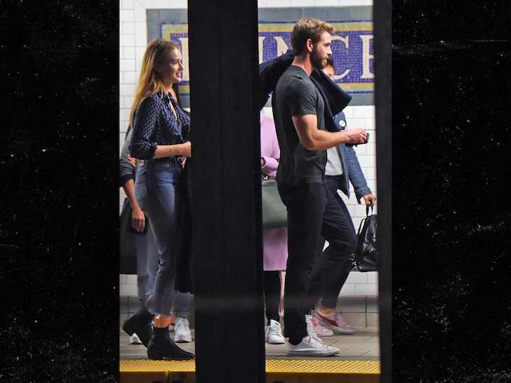 Liam Hemsworth saliendo con Maddison Brown!