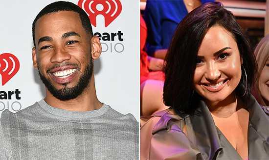 Bachelorette Mike Johnson cuenta que Demi Lovato besa bien