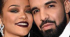 Rihanna y Drake se reunieron para celebrar su cumple