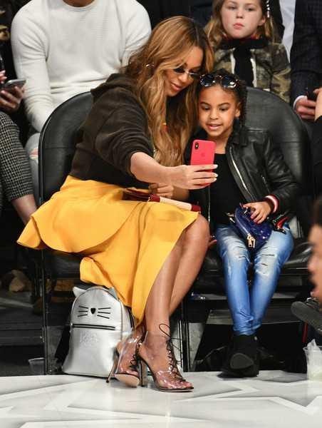 Hija de Beyonce, Blue Ivy es una compositora galardonada