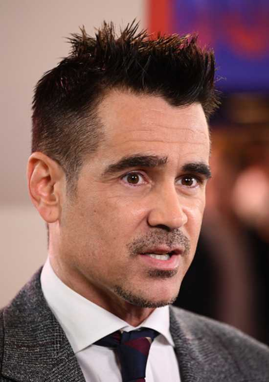 Colin Farrell podría ser El Pingüino de Batman