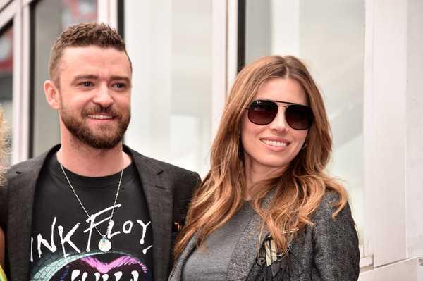 Jessica Biel y Justin Timberlake bien tras fotos con Alisha Wainwright